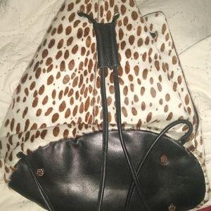 Elizabeth James backpack